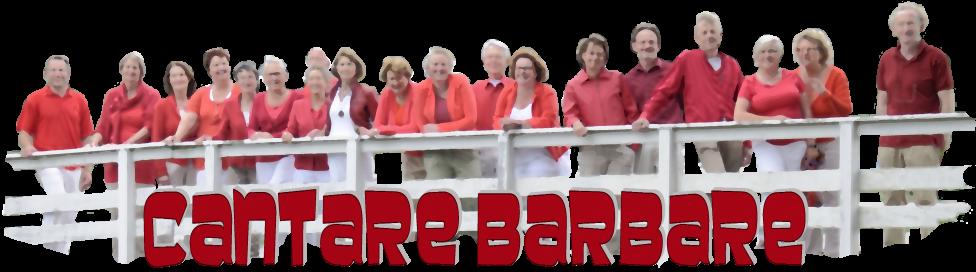 Cantare Barbare